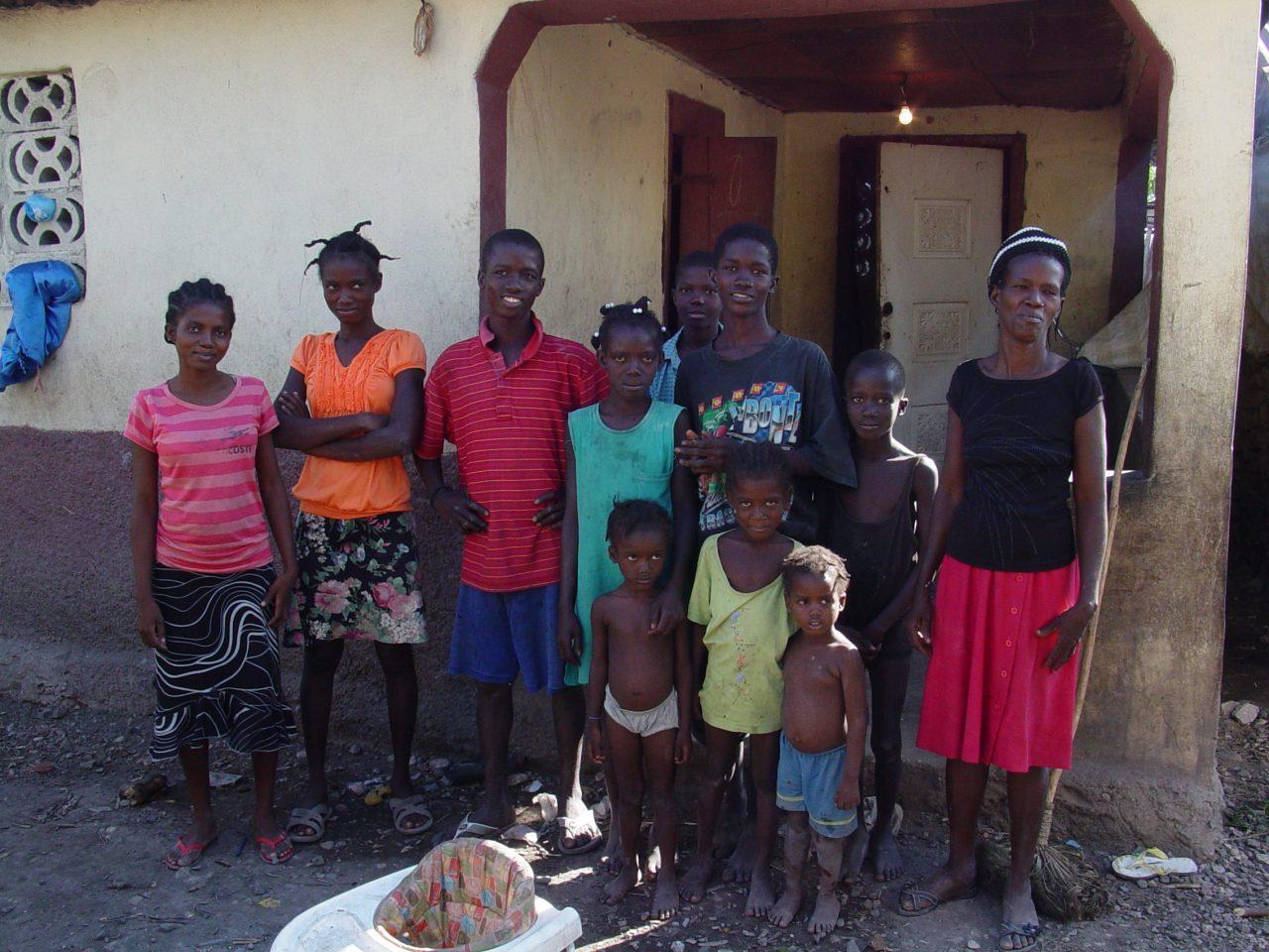 Misiunea God's Family in Haiti