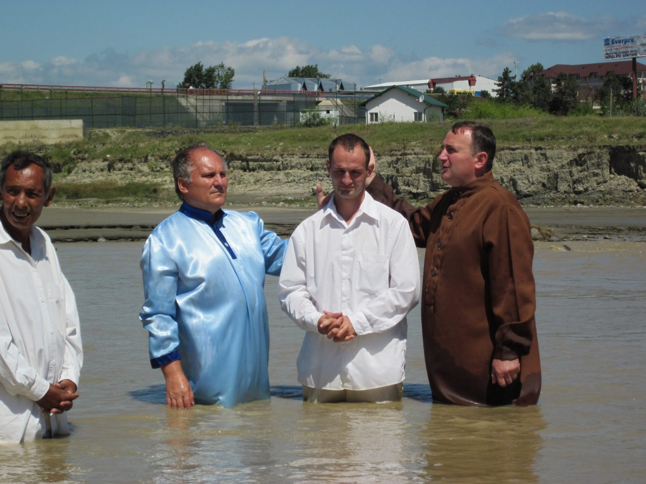 Botez la God's Family